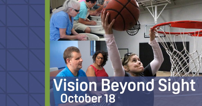 Vision beyond site promo image.