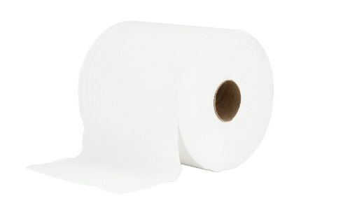 hardwound towel white small core